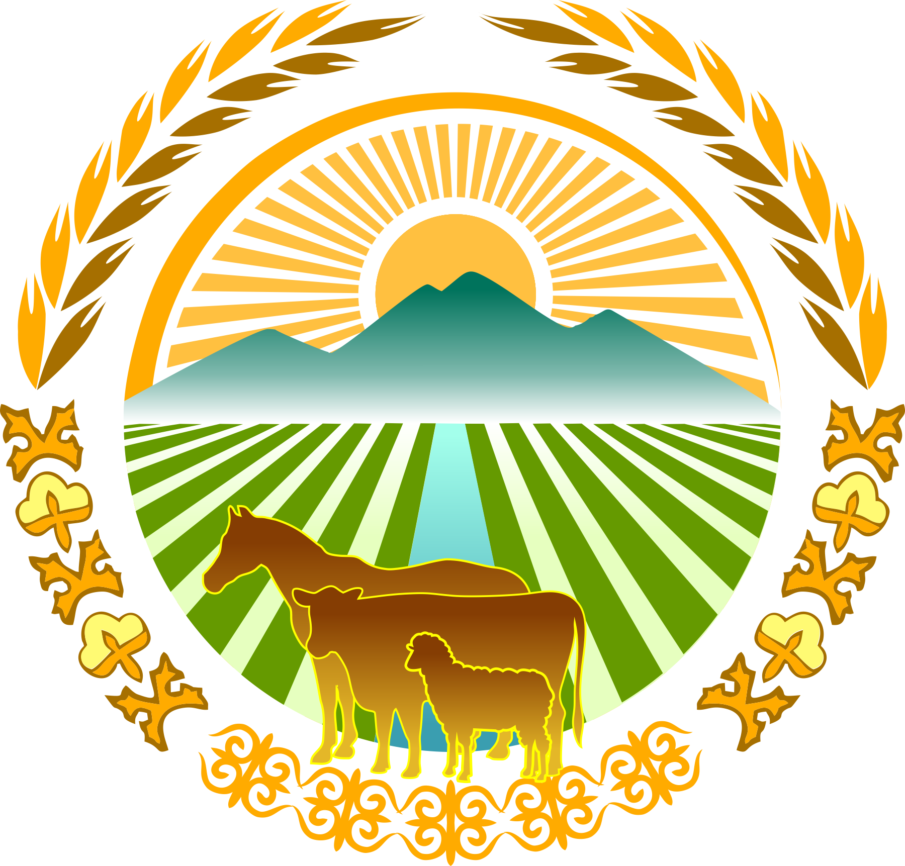 Министерство сельского, водного и лесного хозяйства Кыргызской Республики